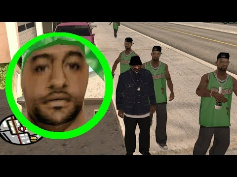 GTA San Andreas - Dating Millie And Getting The Keycard  With Homies For The Casino Heist