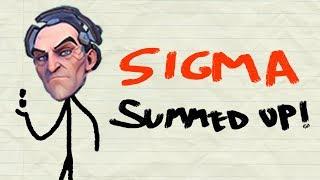 Overwatch Sigma - SUMMED UP