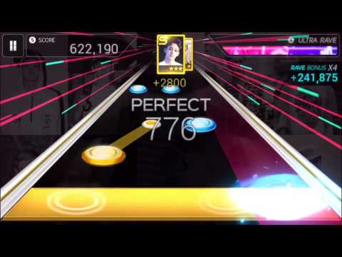 EXO-M / My Lady [SuperStar SMtown] (full combo)