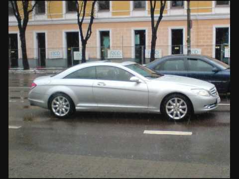 Expensive cars in Estonia, Tallinn.