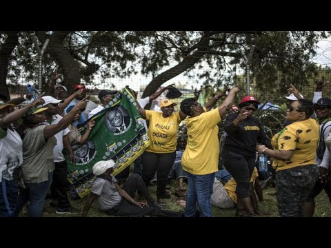 Disputes Delay Vote on African National Congress Leader...