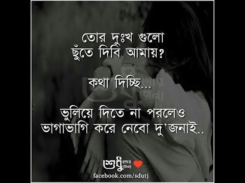 love story short video bangla sms