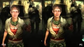 Crysis 3: PS3 vs. PC Comparison Video