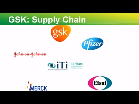 GSK: Supply chain - a critical link in combating neglected tropical diseases
