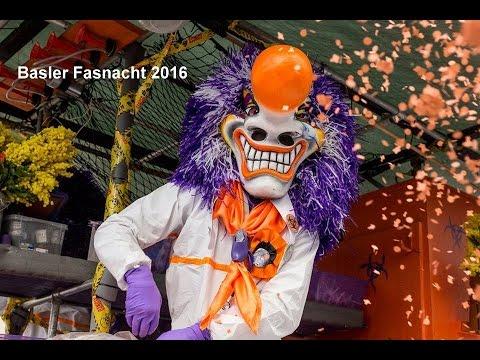 Basler Fasnacht 2017 - Basel Carnival Trailer