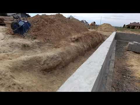 Budowa Bez Błędów - Cz. 7 - Wieniec ściany Fundamentowej - Pielęgnacja Betonu I Rozszalowanie