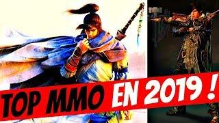 TOP MMORPG 2019 - Ma sélection de MMO attendus en 2019 !