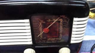 TUBE RADIO Tesla Talisman  306U   1951 - 1952