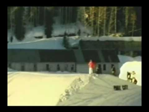 Simon Dumont Big Air Crash 2005