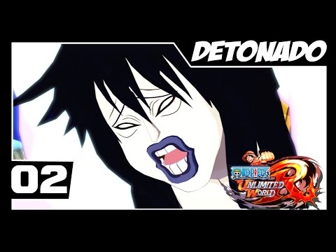 One Piece Unlimited World Red - Detonado Parte #2 - Punk Hazard Caesar Clown