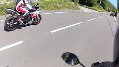 D907 south of St-Pons-de-Thomires