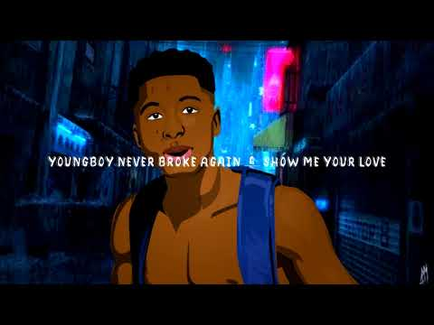 Youngboy Never Broke Again | Show Me Your Love *Clean*