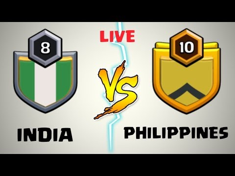 🔥India vs Philippines🔥LIVE WAR ATTACK IN 1HOUR🔥