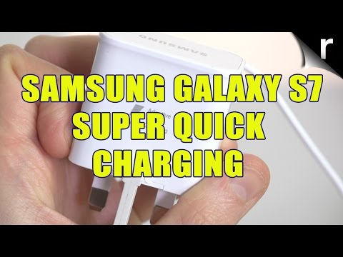 Galaxy S7 quick charge test: How fast is Adaptive Fast Charging?