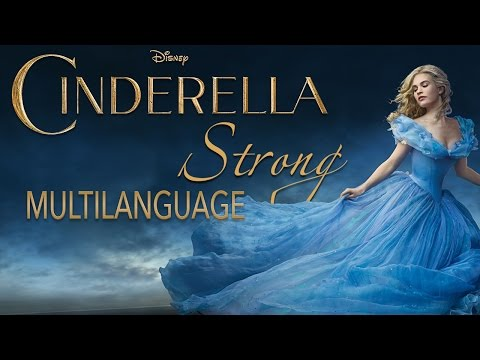 Cinderella – Strong (Multilanguage) + lyrics
