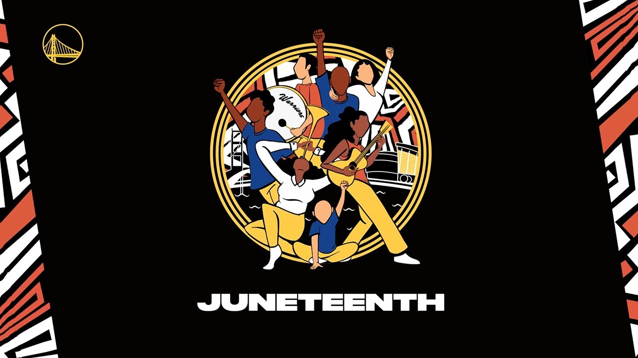 The Golden State Warriors Celebrate Juneteenth