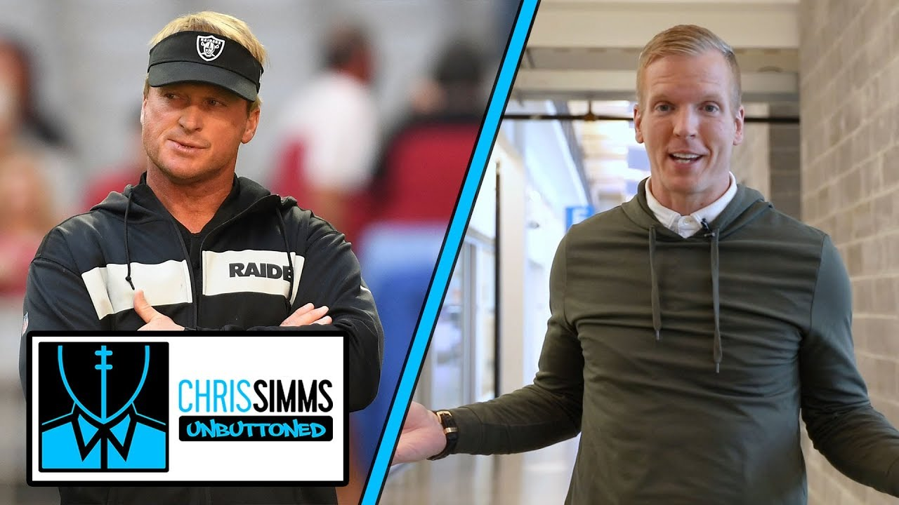 NFL Draft 2019 countdown: Raiders must address DL at No. 4 | Chris Simms Unbuttoned | NBC Sports