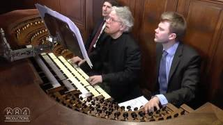 Saint-Sulpice organ, Daniel Roth plays Mendelssohn Prelude & F…