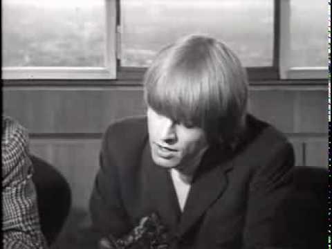 Rolling Stones Denmark 1965 Interveiw