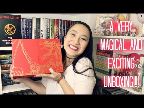 A VERY MAGICAL & EXCITING UNBOXING!! | Harry Potter: The Complete Collection