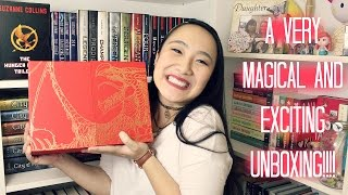 A VERY MAGICAL & EXCITING UNBOXING! | Harry Potter: The Complete Collection [Children's Hardback]