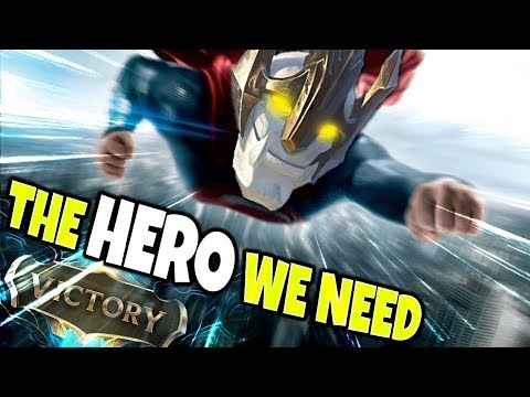 The HERO We Need For The IMPOSSIBLE COMEBACK 🔥 GALIO IS TOO BROKEN 🔥 LoL TOP Galio Vs Akali Gameplay