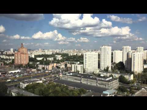 Timelapse Kuzminki, Moscow