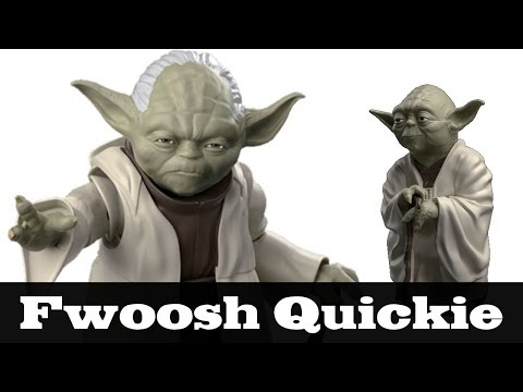 Quickie News! Bandai Star Wars Yoda Model Kit And Future Possibilities