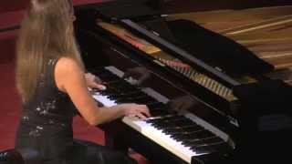 Laura Magnani, piano performs: S. Prokofiev Sonata No.2 in D minor, Op.14 (1912) Thumbnail