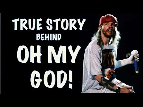 Guns N' Roses: The True Story Behind Oh My God (End of Days Soundtrack)
