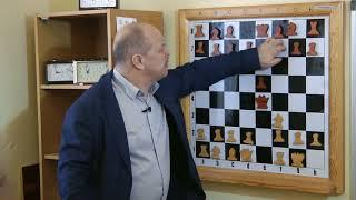 Урок по шахматам №33. Игровая практика.