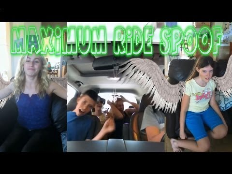 MAXIMUM RIDE SPOOF