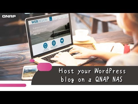 Host your WordPress blog on a QNAP NAS