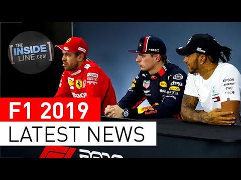 WEEKLY FORMULA 1 NEWS (19 NOVEMBER 2019)
