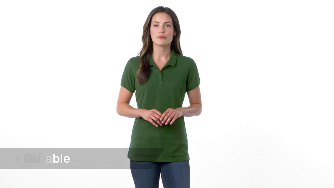 Clothing Polos millenniumpaintingfl.com Port Authority Ladies Core ...