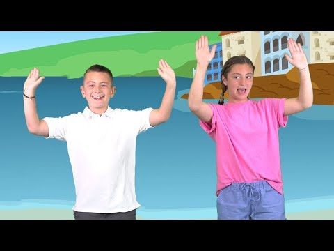 A Ram Sam Sam Video Challenge ♫ Huge Giveaway ♫ Kids Songs by The Learning Station