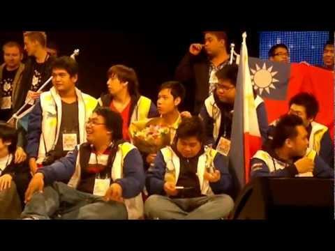 RAGNAROK WORLD CHAMPIONSHIP RWC 2012 TEAM PHILIPPINES