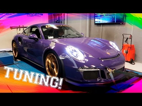 Thumbnail: MODIFICANDO UN PORSCHE 911 GT3 RS | JUCA