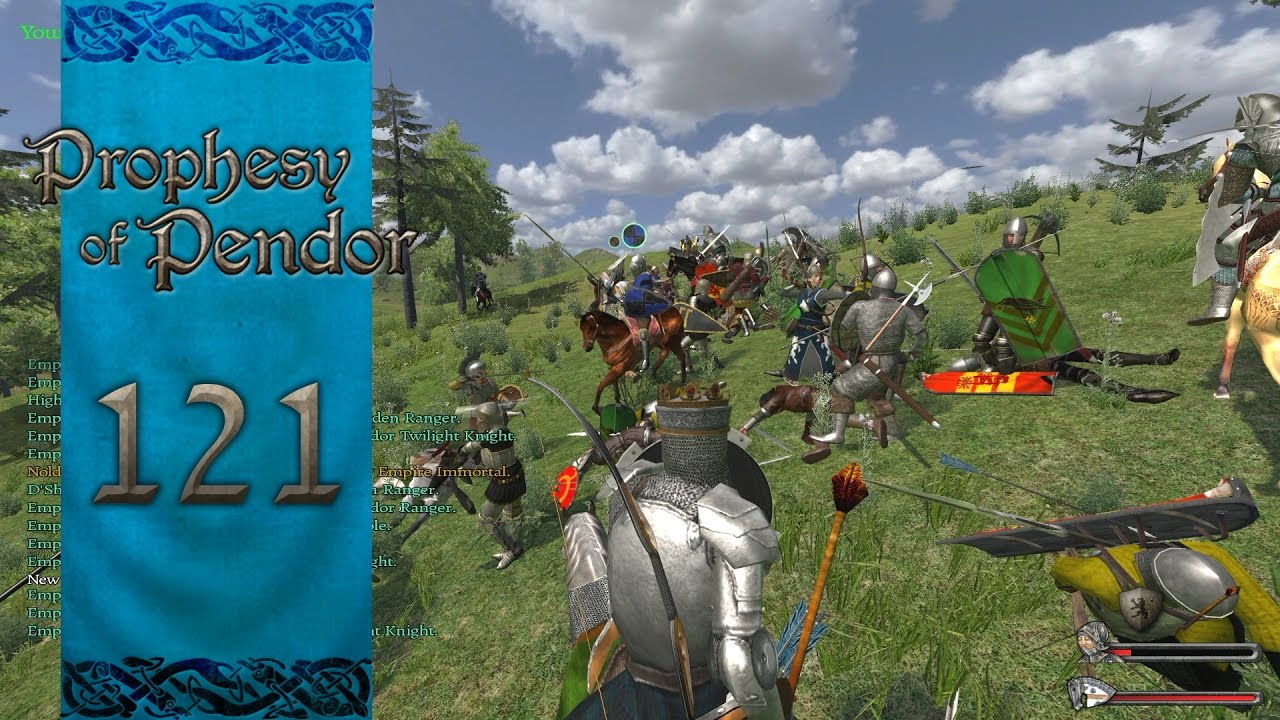 Mount & Blade Warband Prophesy of Pendor Gameplay – Episode 121: A