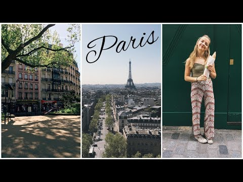Spaß in Paris| VLOG