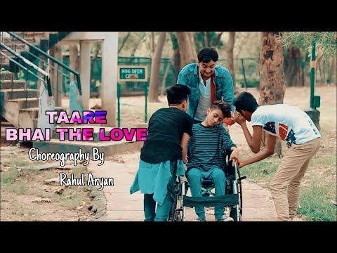 TAARE - Aatish | Choreography By Rahul Aryan | BHAI THE LOVE| Dance short Film..