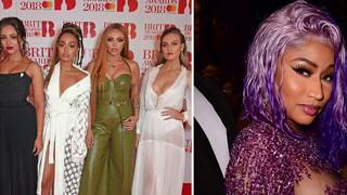 Nicki Minaj Interviews Little Mix on Queen Radio [OFFICIAL]