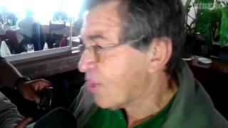 Universitario le rindió homenaje al ex jugador Rubén Techera