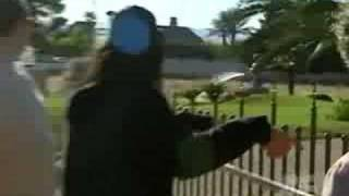 Criss Angel Mindfreak - Fence trick