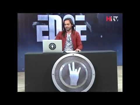 Dr Ayesha Over The Edge Audition (HTV) OMG 😱 This is Amazing