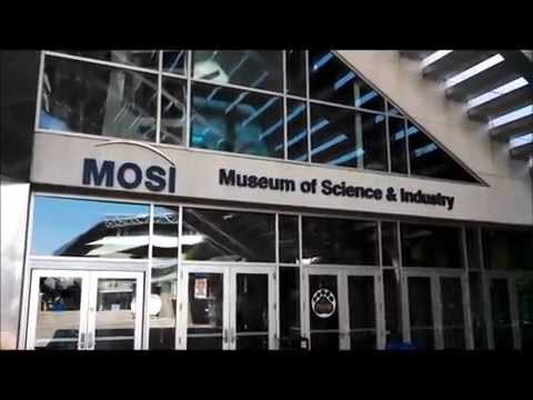 MOSI-Museum of Science & Industry-Tampa, FL