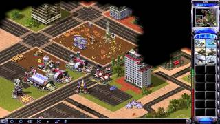 Command & Conquer: Red Alert 2 Online - Multiplayer Gameplay - CnCNet