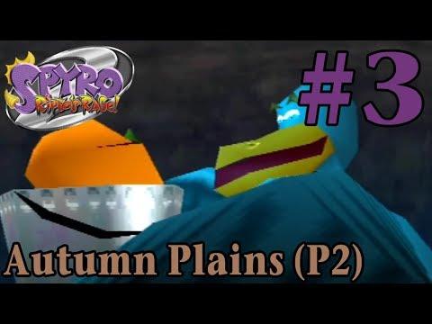 Let's Stream Spyro 2: Ripto's Rage [Part 3, Autumn Plains (2)]