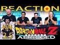 Dragon Ball Z KAI Abridged Episode 3.5 REACTION!!