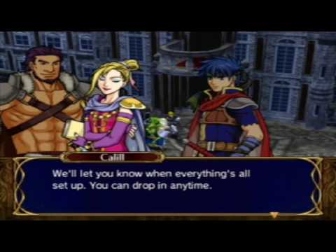Path of Radiance (All Gals Run) Epilogue (Finale): Who Says You Can't Go Home?